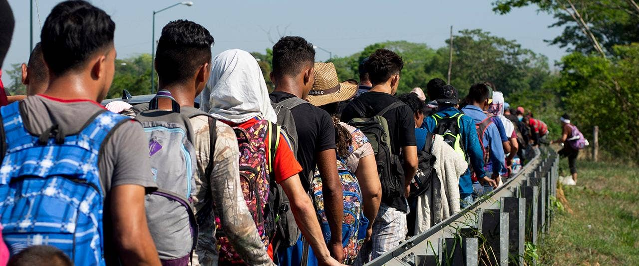 Most illegal immigrants in US receive government benefits, experts say
