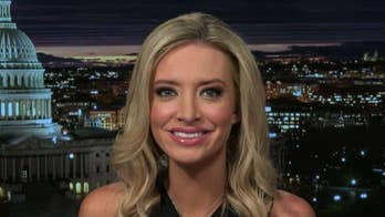 Kayleigh McEnany: Trump's critics are moving the goalposts in effort to oust the president