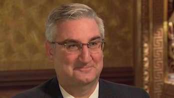 Indiana Governor Eric Holcomb on efforts to revamp the American workforce