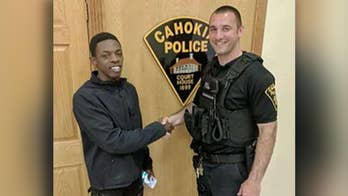Illinois officer drives man to job interview after pulling him over for expired plates