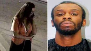 Man charged with student's murder claims someone else was driving his car