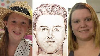 Indiana police release new sketch of suspect in 2017 murder of teenage girls