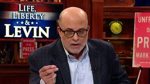 Mark Levin on the 'greatest scandal in American history'