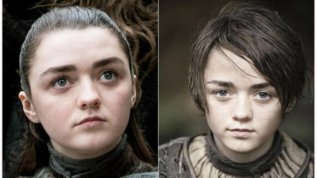 The shocking 'Game of Thrones' sex scene with Maisie Williams