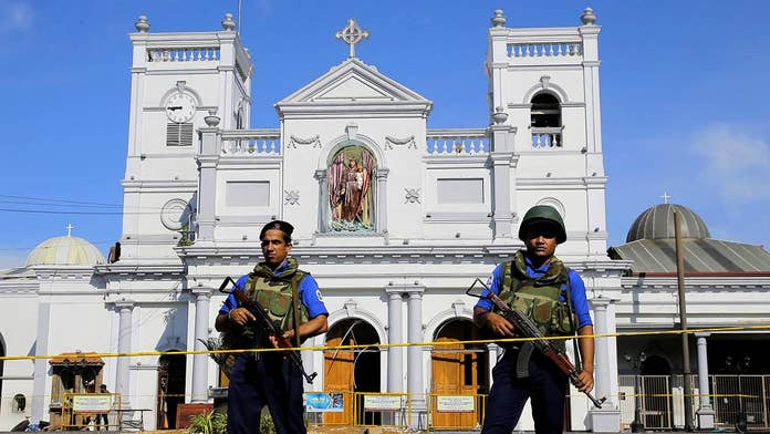 After Sri Lanka bombings, houses of worship on high alert