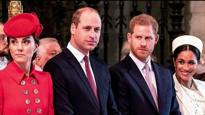 Prince William's concerns over Meghan Markle 'went down quite badly' with Prince Harry, says royal expert