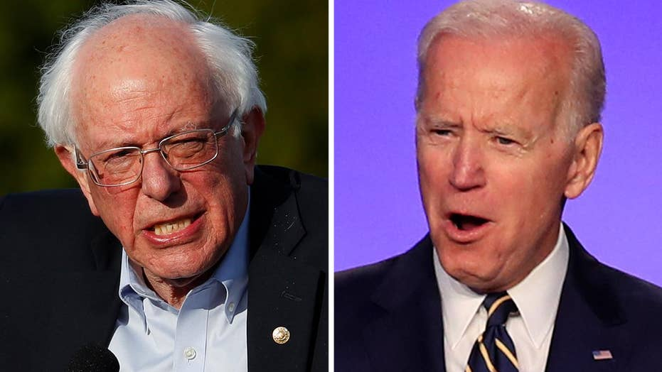 Biden vs. Sanders: Is the stage set for another establishment vs. socialist showdown?