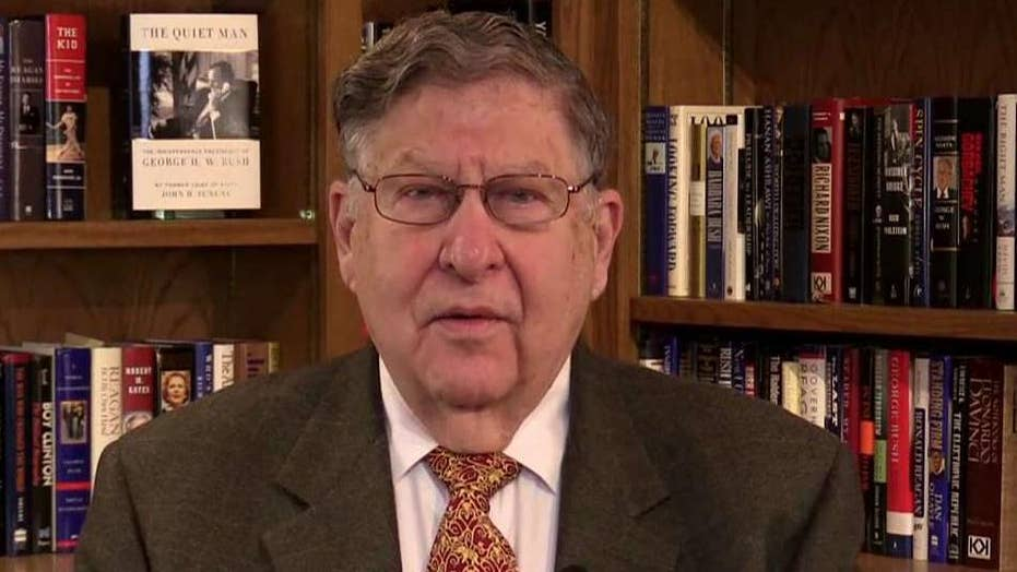 Sununu: Trying to impeach President Trump would be a 'serious, serious mistake' for Democrats