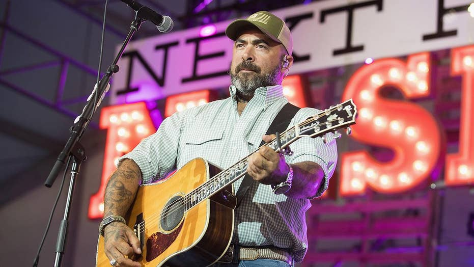 Aaron Lewis on how he was discovered
