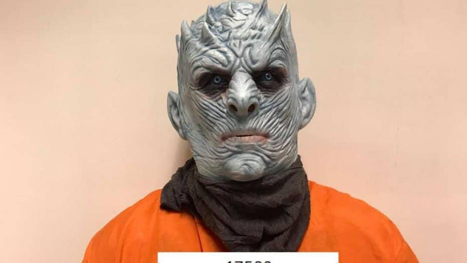 'Night King' from 'Game of Thrones' is caught by Norway's Trondheim Police Department