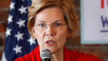 Elizabeth Warren's corporate advocacy past could ding image as working-class champion
