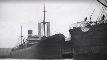 WWII shipwreck discovered off Australian coast