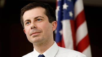 Buttigieg gets his first congressional endorsement in 2020 race