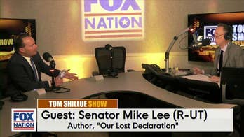 Senator Mike Lee On The Consolidation Of Power