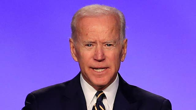 Eric Dezenhall on bad news, good news for a Biden presidential candidacy