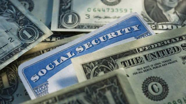 Report shows financial problems ahead for Social Security, Medicare