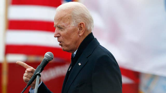 Ready, set, Joe? Biden set to enter 2020 presidential race