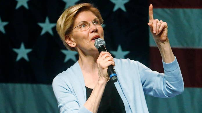 Warren's massive $640 billion student loan cancellation questioned over fairness to students who paid off t...