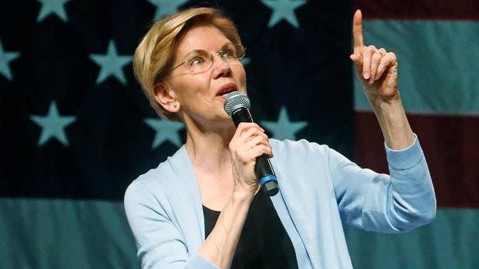 Warren, Amazon spar in Twitter war, as 2020 Dem accuses tech giant of 'deliberately misconstruing' facts