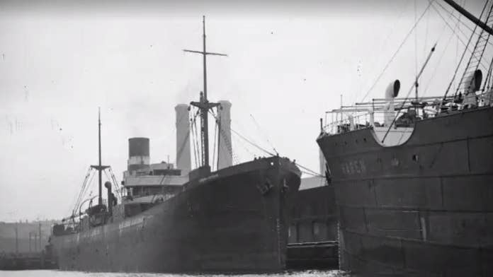 Wreck of Australian WWII ship discovered 77 years after it was torpedoed by a Japanese sub