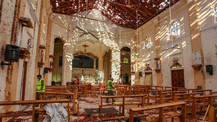 Left struggles to acknowledge Islamic terrorists were behind Easter Sunday bombings in Sri Lanka