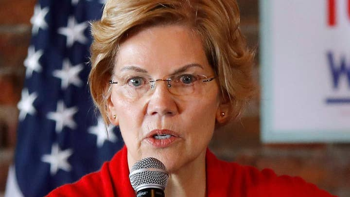 Sen. Elizabeth Warren touts $1.25 trillion plan to forgive student loan debt, provide 'free' college