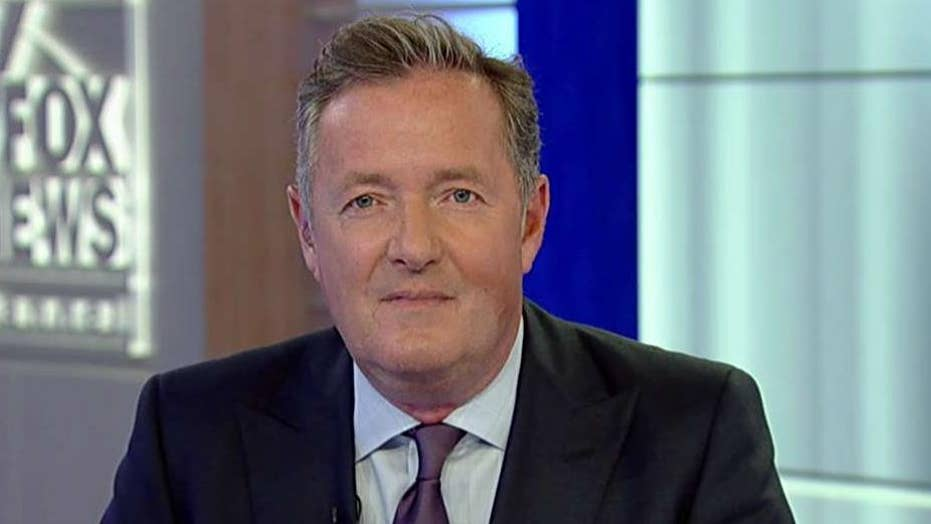 Piers Morgan: Ridiculous to believe Trump tried to obstruct an investigation into a crime he didn't commit