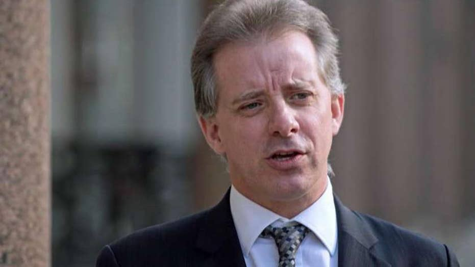 Christopher Steele's anti-Trump dossier under new scrutiny after release of Mueller report