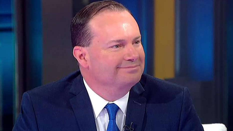 Sen. Mike Lee: It's clear that Democrats were woefully disappointed by the Mueller report