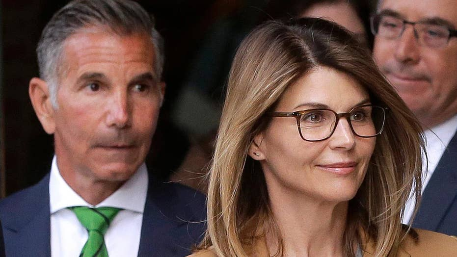 Lori Loughlin Husband Ask Court To Turn Over Evidence Against Them In College Admissions Scandal