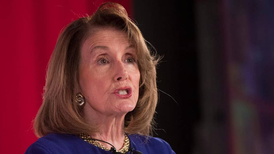 Pelosi on impeaching President Trump: We're not there yet