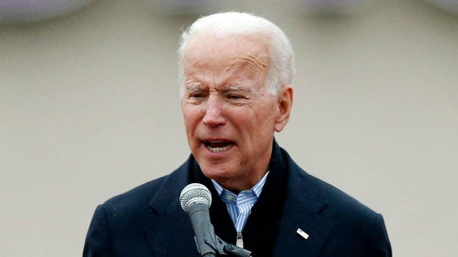 Joe Biden set to become Democrats' 20th 2020 candidate