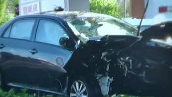 Sunnyvale crash suspect heard praising Jesus, Elijah in video of arrest
