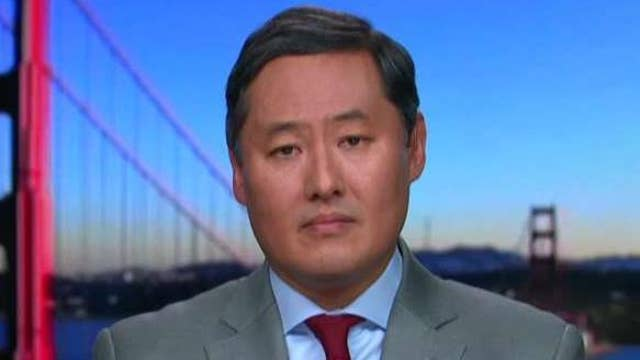 John Yoo: Shocked that people at Justice, FBI would rely on something so flimsy as the Steele dossier