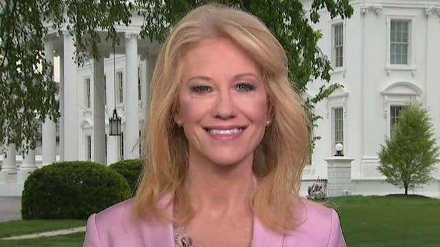 Kellyanne Conway: Executive privilege is on the table for the president