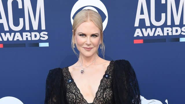 Nicole Kidman says pals 'teased' her for her faith, church attendance