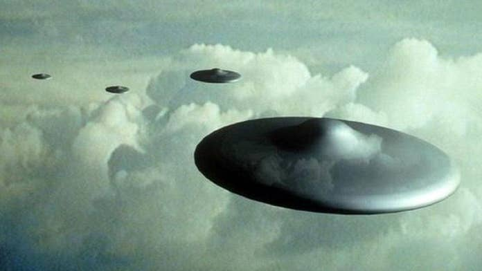 Multiple pilots have reported encounters with UFOs, Navy says