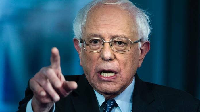 Bernie Sanders called millionaire senators 'immoral,' unearthed 1971 newspaper article shows