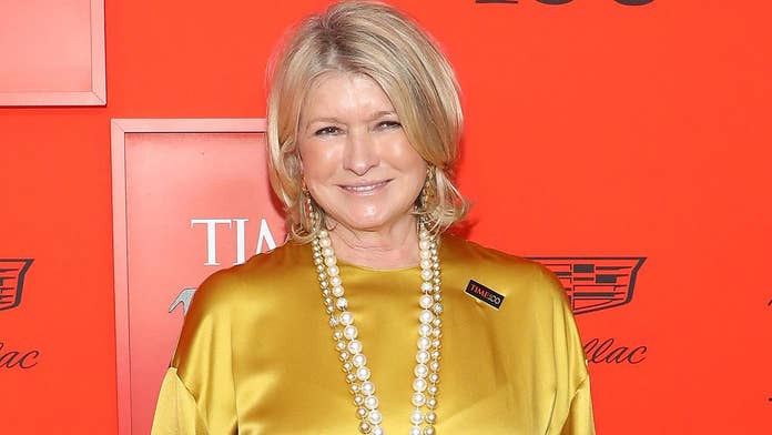 Martha Stewart on Nancy Pelosi's 'influence': 'She's an extraordinary person'