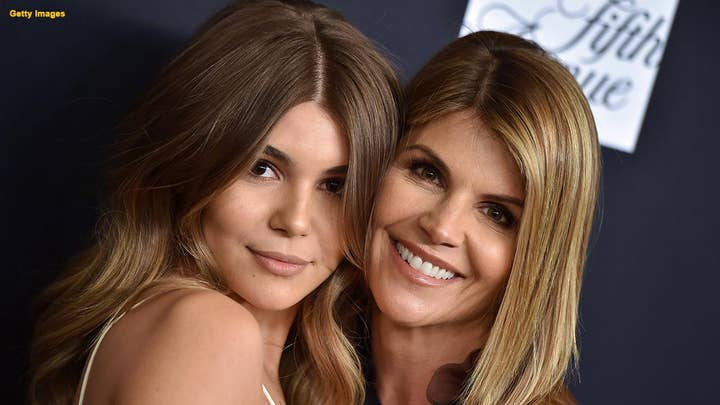 Loughlin, Olivia Jade reconcile amid college admissions scandal