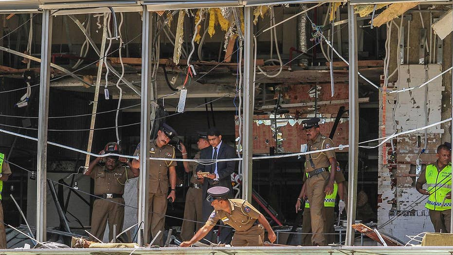 ISIS militants are still masters of guerilla warfare, counter-terror expert warns after Sri Lanka massacre