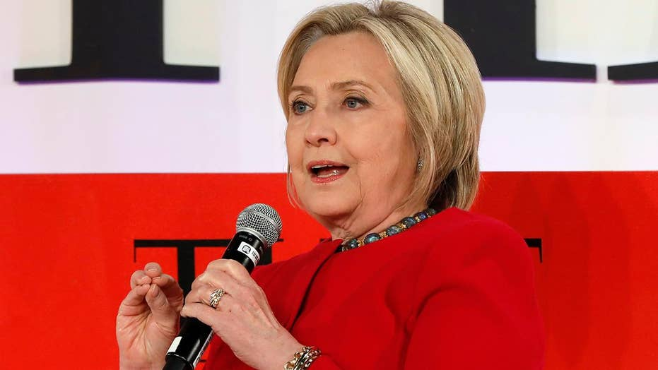 Hillary Clinton has it wrong on why Trump wasn't indicted, former Whitewater independent counsel says