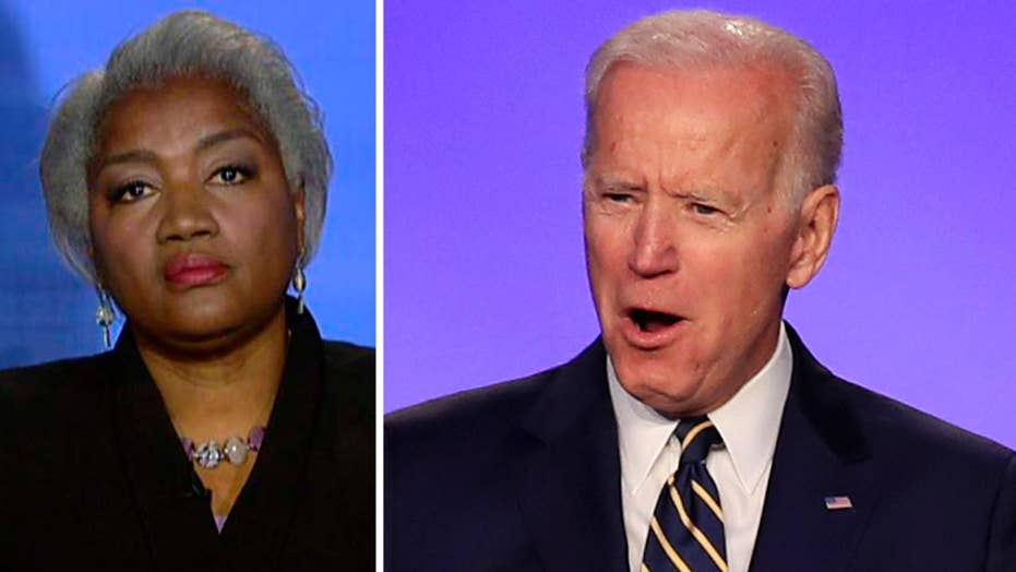 Donna Brazile: 'Proven leader' Joe Biden has what it takes to go the distance