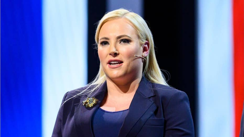 Meghan McCain reveals she hasn't been home since her father's death