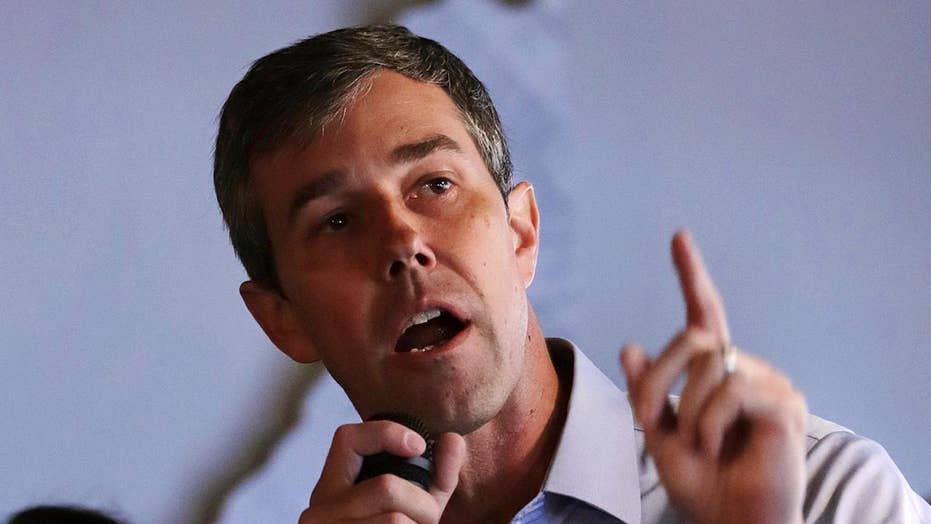 Beto O'Rourke under scrutiny for 1998 DWI car accident