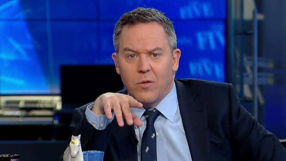 Gutfeld on CNN whining about Trump skipping the WHCD
