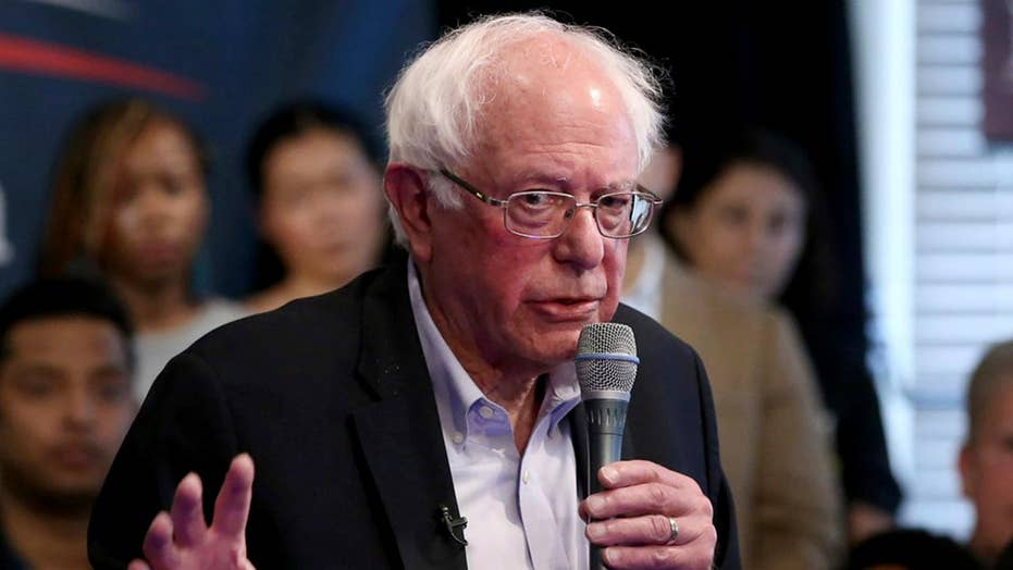 Bernie Sanders doubles down on giving felons the right to vote