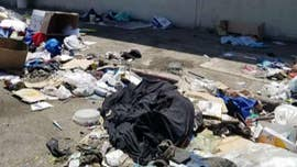 Trash heaps in downtown Los Angeles continue growing months after multiple typhus cases: report