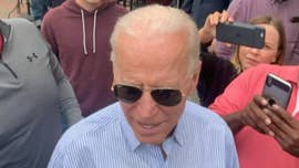 Biden vows that 'America is coming back,' sparking 'MAGA' comparisons