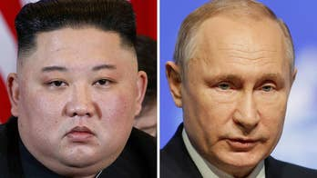 Kim Jong Un travels to Russia to meet with Vladimir Putin